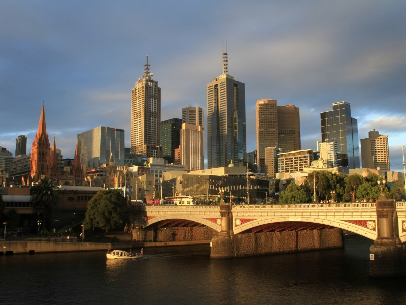 melbourne, victoria city guide